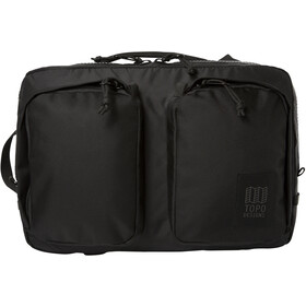 Topo Designs Global 3-Day Maletín, ballisticblack